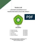 2. Teknik Dokumentasi Dan Pelaporan New