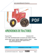 Proyecto Aprendemos de Tractores