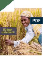 VKC Budget 2018