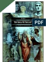 How Should We Then Live_Book Report_Jacob Schriftman