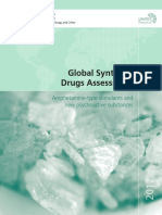 Global Synthetic Drugs Assessment 2017