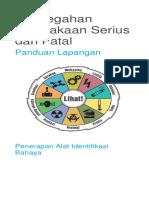 Pencegahaan Serius Dan Kecelakaan Fatal
