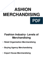 Fashion Merchandisng Detailed