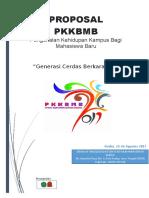 Proposal PKKBMB F