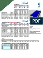 Tabela Preços - BIU 2011 - Beopan - Paineis Sanduiche Coberturas