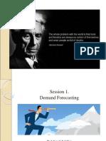 1. Demand Forecasting SKJ
