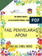 FAIL APDM