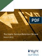 2010-03-09 the 2010 Insync Surveys Retention Review WEB VSN