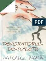 276665855 Michelle Paver Cronici Din Tinuturi Intunecate 03 Devoratorul de Suflete PDF