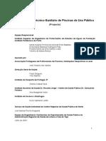 Regulamento de Piscina