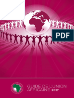 Guide de l'Union Africaine