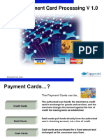 SD Payment Cards