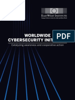 EWI on Cybersecurity