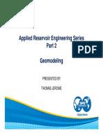 SPEBreakfast RPS Jan14 Geomodeling.compressed