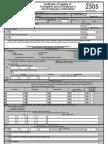 BIR form2305