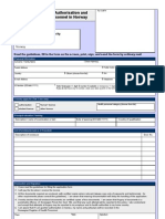 Application Form 1 English