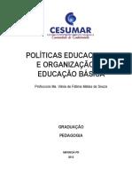 políticas educacionais livro