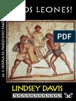 !A los Leones! - Lindsey Davis.pdf