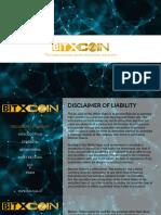 Bit x Coin White Paper