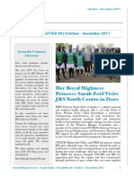 October 2017 - December 2017 NewsletterENG
