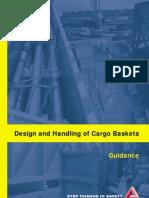 Design of Cargo Handling Baskets Step Change