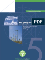 Wind Turbine Grid Connection and Interaction