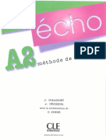 Écho A2 - Livre.pdf