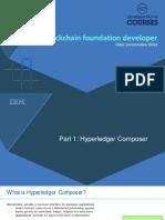 Blockchain Course Video Slides