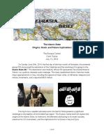 ISIS Briefing Colin Tucker