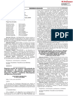 Regulan monto de emisión mecanizada de actualización de valores determinación del tributo y distribución domiciliaria del Impuesto Predial y Arbitrios Municipales del Ejercicio Fiscal 2018