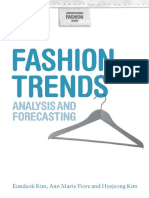 Hyejeong Kim, Ann Marie Fiore Fashion Trends Analysis