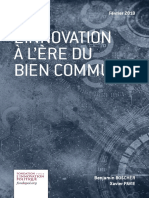 Xavier Pavie, Benjamin Bosher - L'innovation à l'ère du bien commun