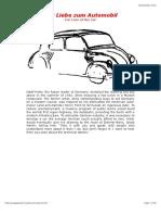 History of the Volkswagen!