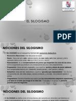 Nociones y Elementos Componentes Del Silogismo