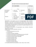 4.1.1.2 Instrumen Analisis Kebutuhan Masyarakat1