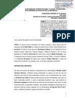 Asistir Al Trabajo en Estado de Embriaguez No Justifica Despido Cas. Lab. 17148 2016 Sullana Legis.pe