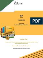 HPE0-S37