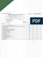 Izvještaj o Rashodima Prema Funkcijskoj Klasifikaciji