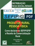 Contribuicao Previdenciaria Produtor Rural Pessoa Fisica