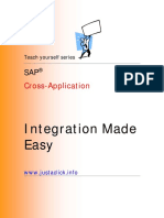 SAP-003-Integration Configuration YR YB