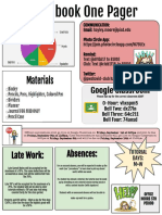 handbook one pager