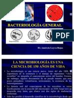 Clase 1 - Bacteriologia General - Dr[1]. Leyva