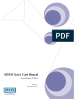 Md310 Quick Manual
