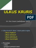 ULKUS KRURIS