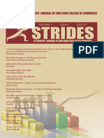 Strides Volume 1, Issue 1, 2016-17 (1)