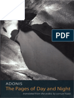 Adonis - Pages of Day and Night, The.pdf