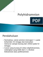 Poly Hi Dr Amnion