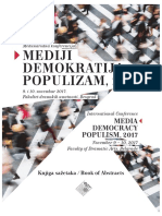 Book of Abstracts POPULISM1