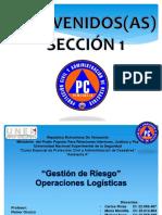Gestion de Riesgo Exposicion Logistica