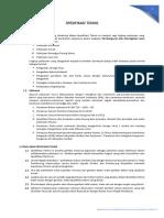 Spesifikasi Teknis Jalan Lingkungan